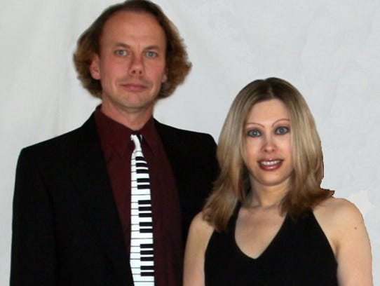 Craig Selvey and Lora Armstrong