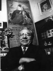 Paul Moreno In May 1992