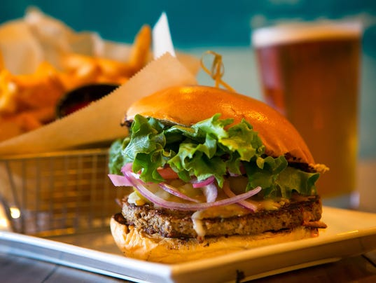 News: Impossible Burger