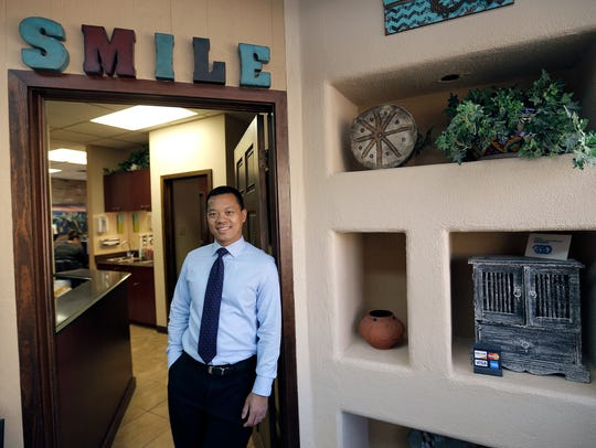 El Paso Orthodontist Dr. Jesse Teng of Mundy & Teng