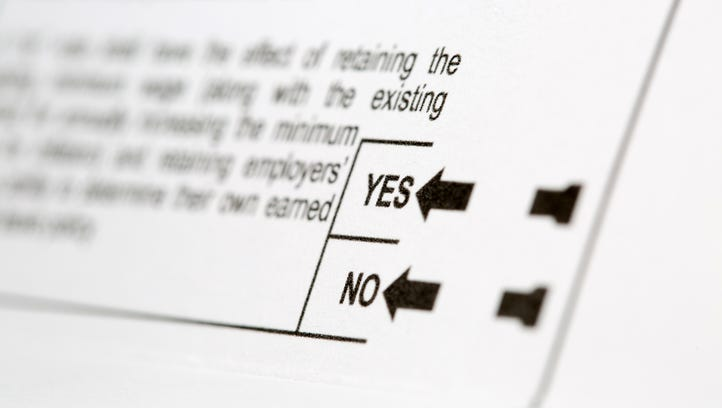 Voter registration ends today for May 15 election