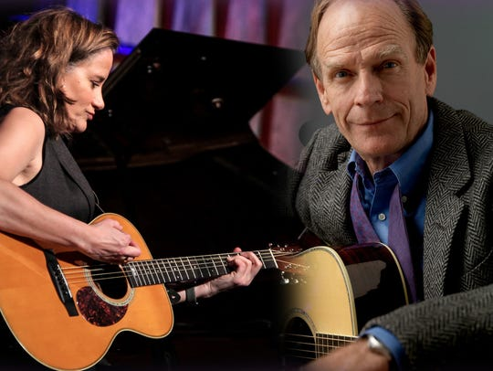 Livingston Taylor and Susan Werner