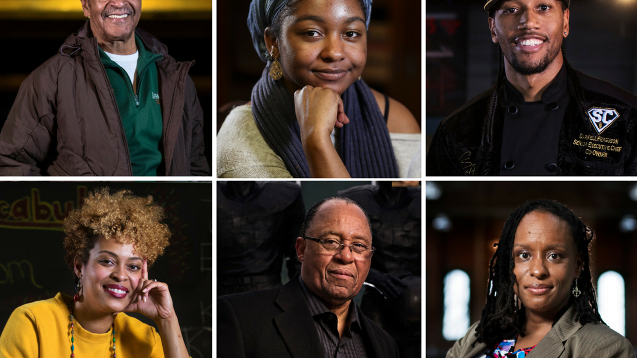 Black History Month: When did you realize you were black?