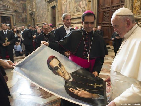 Vatican Romero Sainthood