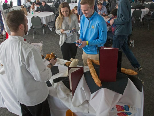 The Family Food Fest at Discovery World invites kids