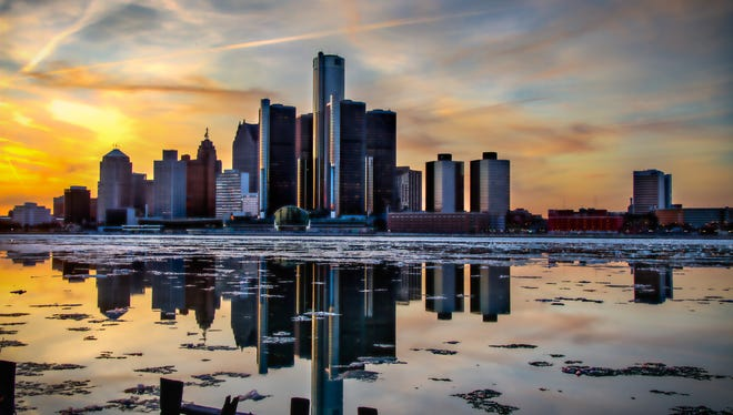 You can plunk down less cash for your mortgage in Detroit (seen here) and these other cities.