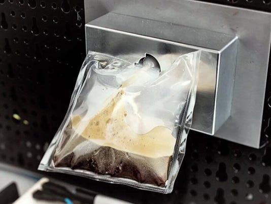 Space buzz: First espresso maker heading into orbit