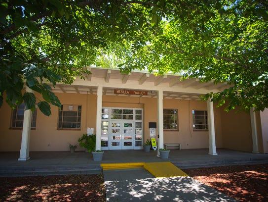 Mesilla Valley Alternative Middle School in Mesilla