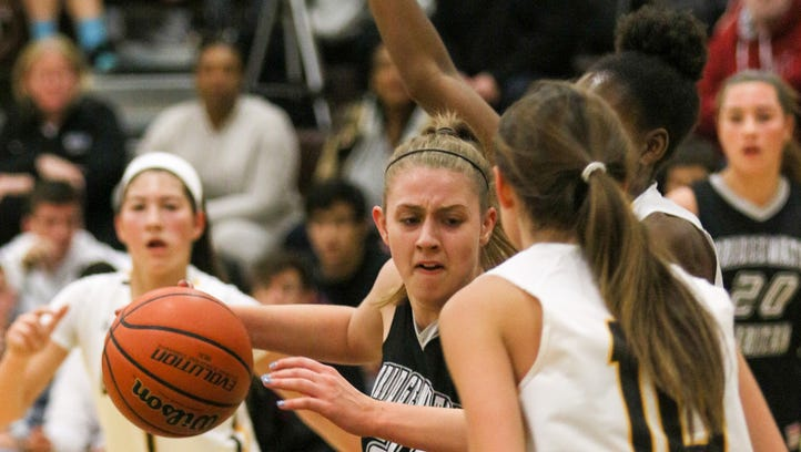 Girls basketball: Courier News Top 10, through Thursday