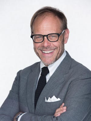 """Tickets are on sale for """"Alton Brown: Live! Eat Your Science,"""" taking place April 20 at Count Basie Theatre in Red Bank."""