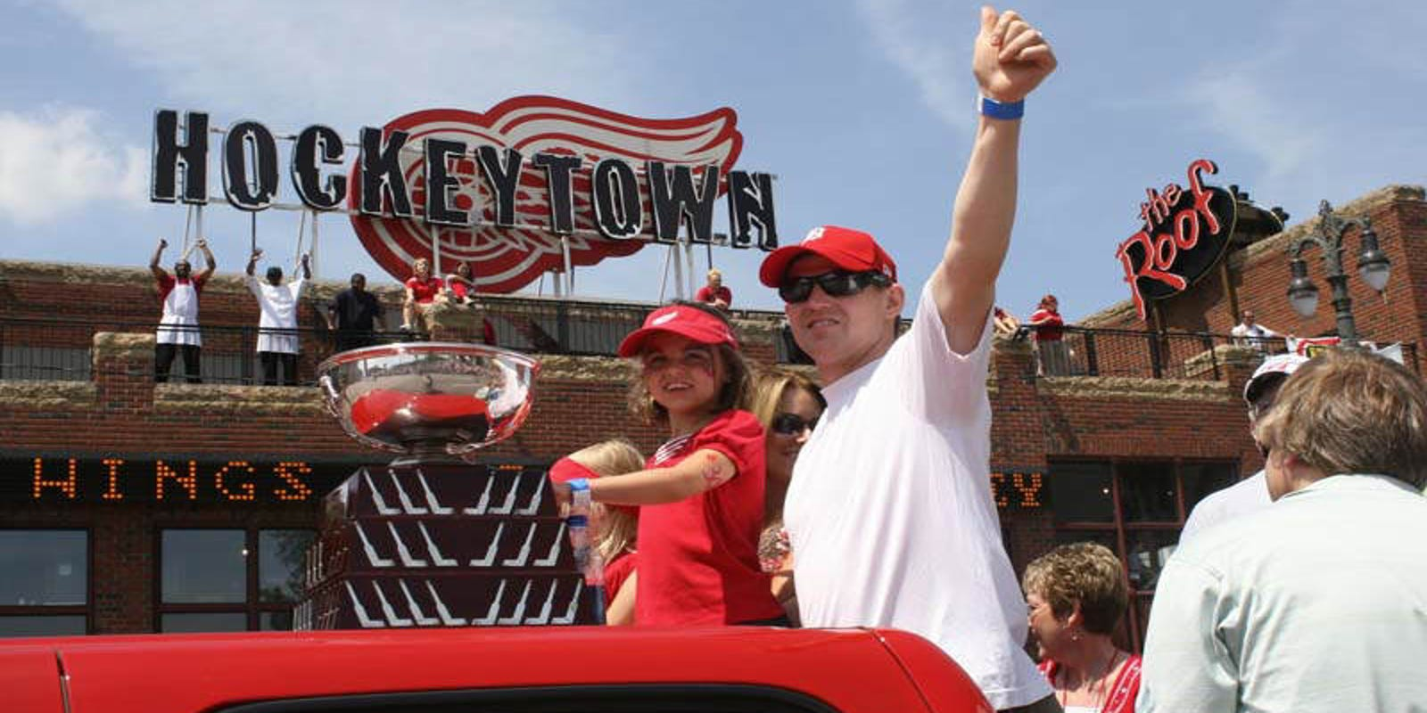 How Chris Osgood built a home in Hockeytown: Detroit Red Wings book excerpt