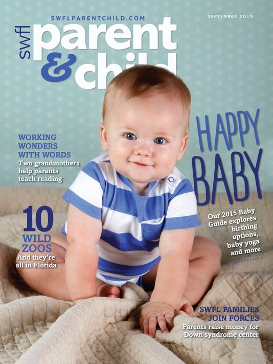 SWFL Parent & Child September issue