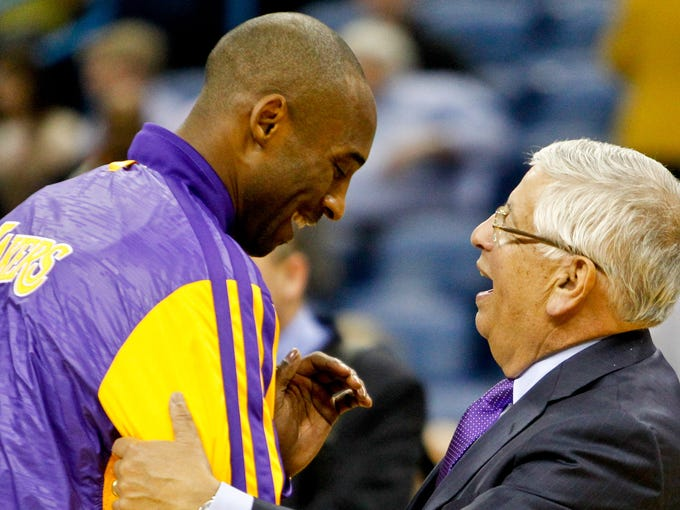 Kobe Bryant is is one of the biggest sports villains