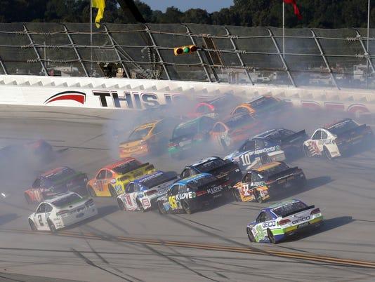 NASCAR: Alabama 500