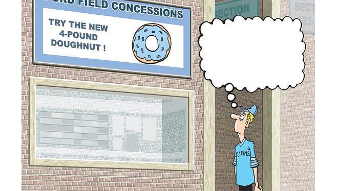 Mike Thompson cartoon