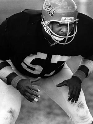 Reggie Williams played linebacker for the Bengals and then helped Disney create its Wide World of Sports Complex.