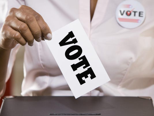 Woman-Voting