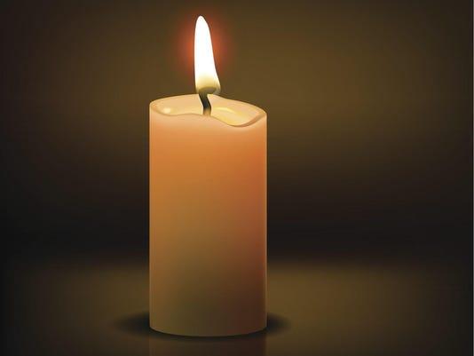 candle-memorial