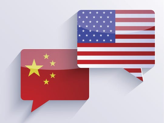 Sen. Daines urged President Donald Trump to remain engaged with China during a meeting of agriculture leaders in Washington D.C. on Thursday