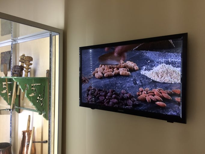 Videos display how different cultures use cacao.