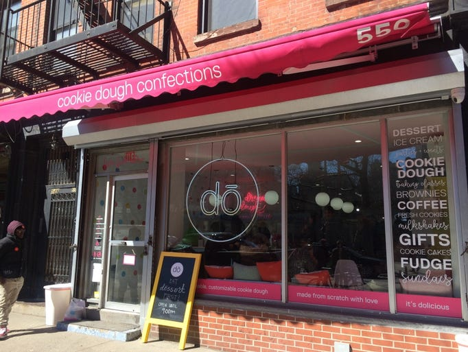 Cookie Dough Cafe Nyc Address
