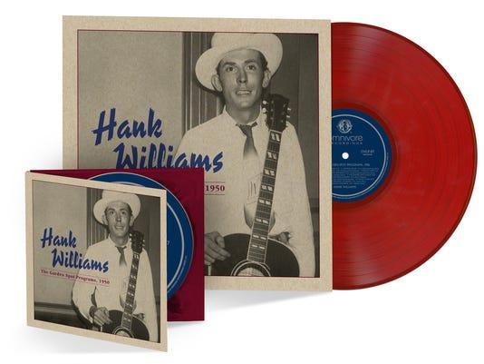 Hank Williams Garden Spot