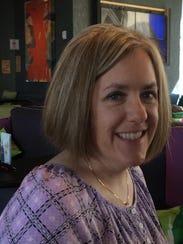 Stacie Christel, director of sales for Aloft hotel