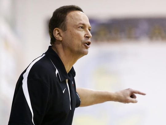 Steve Keller, who has been successful everywhere he has coached, took time out of his schedule preparing for his first season as mentor of the University of Providence Argos men's basketball team to talk some football.