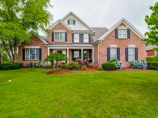 This Wilson County home, at 508 Five Oaks Blvd. in Lebanon, was built in 2001 and has 3,519 square feet.