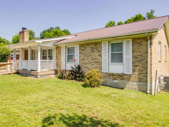 This home, at 506 Figuers Drive in Franklin, was built in 1965 and has 1,405 square feet.