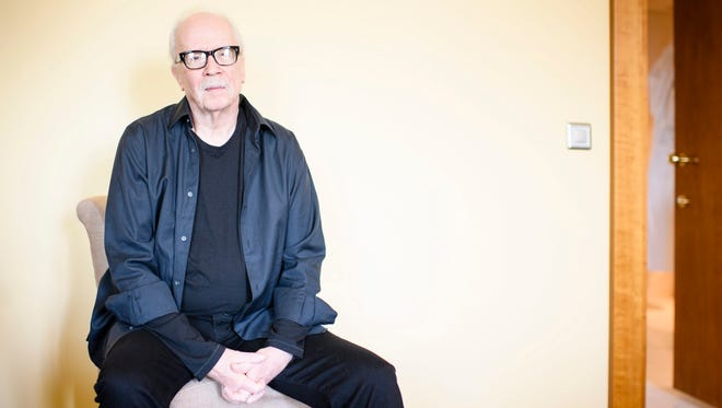 "The goal of a good score, John Carpenter says, is to ""give the movie an emotional voice."" He feels he accomplished this with ""Halloween,"" whose simple, infectious piano score is in as elite group. Like the scores  for ""Psycho"" and ""Jaws,"" it employs a few simple notes to evoke the mood of the entire film."