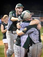 The Fredericksburg Legion baseball team captured Lebanon County's first Region 4 championship in 24 years last summer.