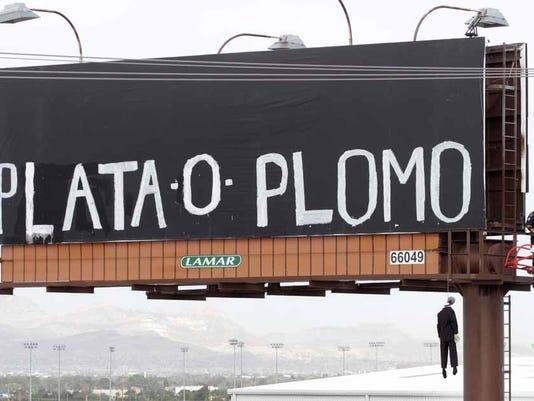 Billboard plata
