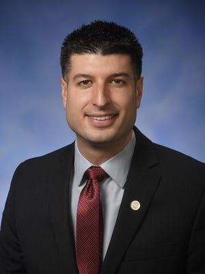 Sen. Tom Barrett, R-Charlotte, represents Michigan's 24th District.