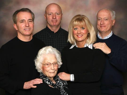 Mary Melva Creel Ratchford, Happy 95th Birthday!
