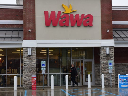 Wawa convenience store in Garfield