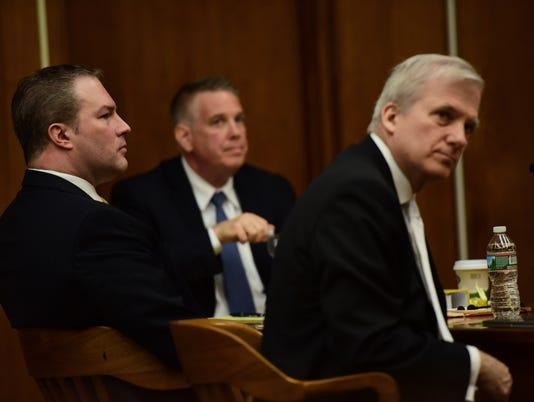 Trial of Daniel Rochat