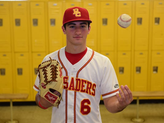 North Jersey Baseball Pitcher of the Year 2017