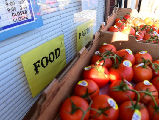 Find Your Local Food Pantry