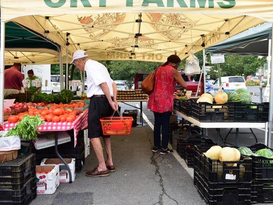 Millburn Farmer's Market
