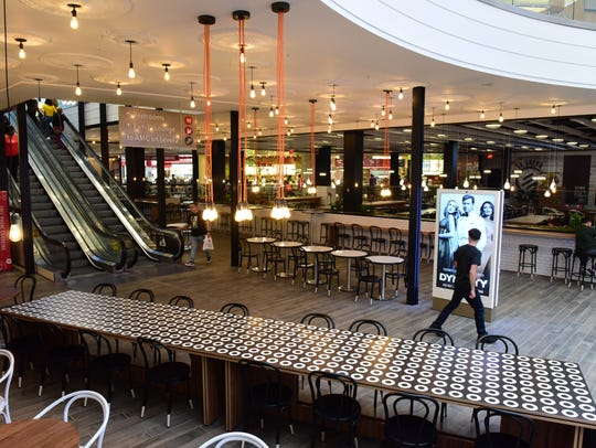 Westfield Garden State Plaza opens new dining hall