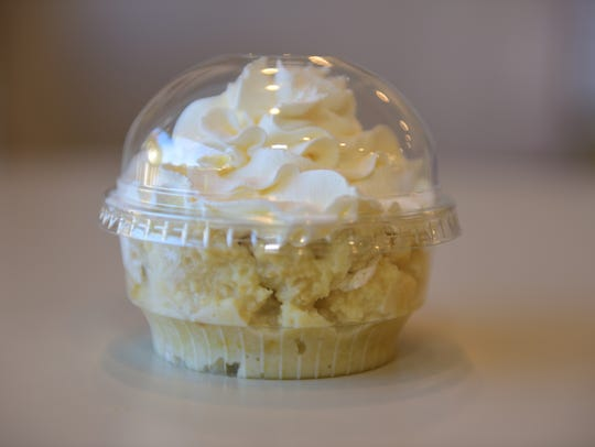 Tres Leches by Gina Constanza, owner of Gina the Baker,
