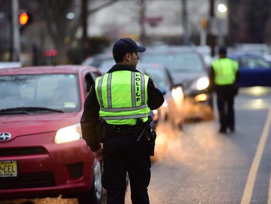 Leonia Traffic Law