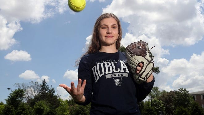 Senior outfielder and first baseman Claire Bower led the Grandview Heights softball team in most offensive categories last season. Bower, who also was a pitcher, will continue her career at Marietta College.
