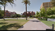 A Google Maps street view of Arizona State University in Tempe.