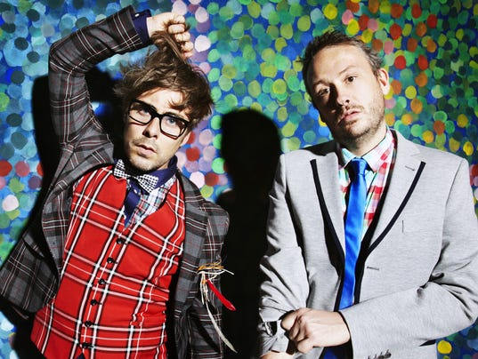 Basement Jaxx Gives 'Power To The People' On New Album