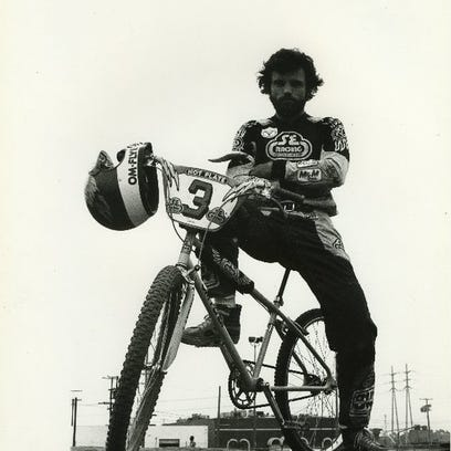 Scot Breithaupt was a founder of bicycle motocross