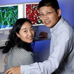 Hengli Tang, a biology professor at FSU with an area of expertise in molecular and cell biology is the lead author on a groundbreaking study of the Zika virus and brain development.