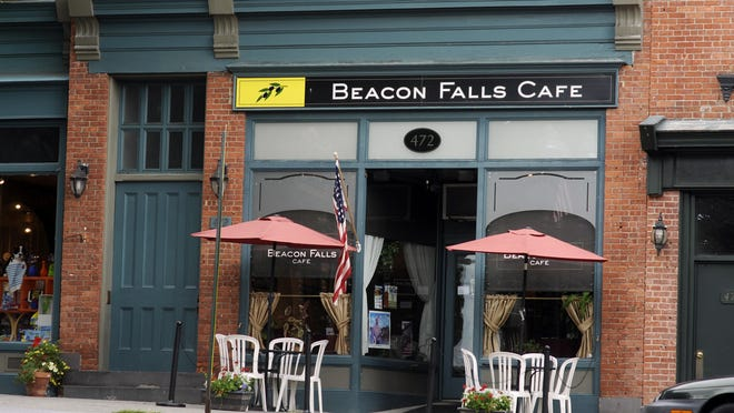 The Beacon Falls Cafe is located at 472 Main St. in Beacon.