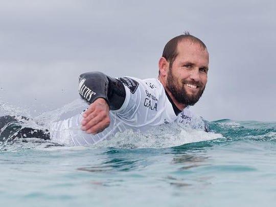 C.J. Hobgood of Satellite Beach has enjoyed 17 years